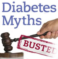 7 mituri gresite despre diabetul zaharat