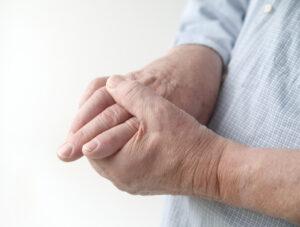 umflarea articulației cu diabet