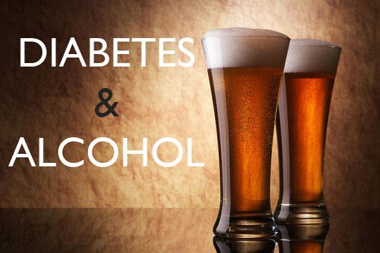 Diabetul si alcoolul