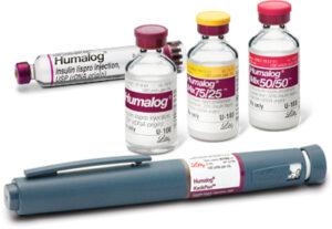 Humalog sau insulina lispro