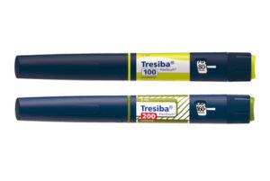 Insulina lenta Tresiba